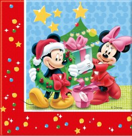 set-20-servetele-party-mickey-christmas-time