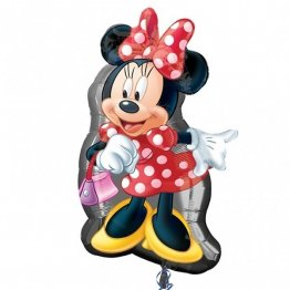 Balon folie Minnie Mouse