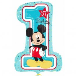 balon-folie-figurina-mickey-1st-birthday