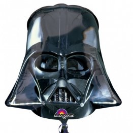Balon folie figurina darth vader helmet