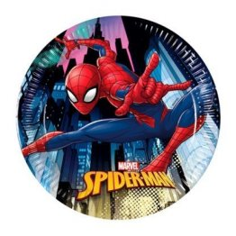 set-8-farfurii-20-cm-spiderman-team-up