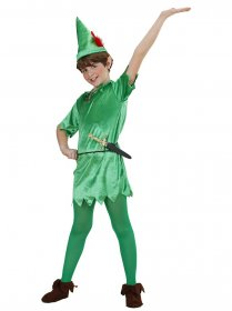 Costum carnaval Peter Pan