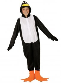 Costum carnaval pinguin copii