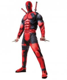 Deadpool-costum