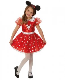 Costum Disney Minnie Mouse fete