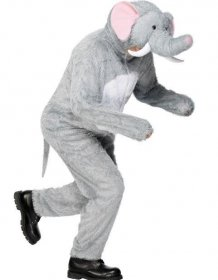 costum elefant adult
