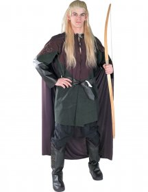 Costum elf Legolas Stapanul Inelelor