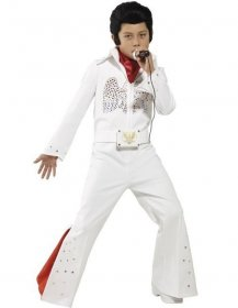 costum Elvis copii