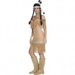 costum indian western