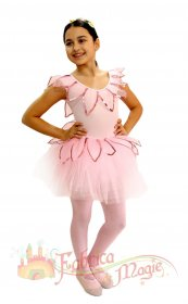 costum-floare-copii-balerina-roz