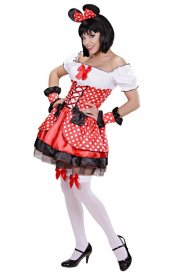 Costum Minnie Bavarez