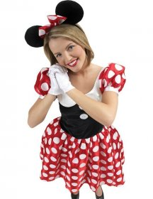 Costum Minnie Mouse Disney adulti