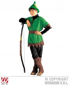 Costum Robin Hood legendar copii