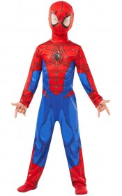 costum-carnaval-copii-Spiderman