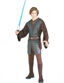 Costum Star Wars Anakin Skywalker adulti