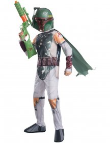 Costum Star Wars Boba Fett copii