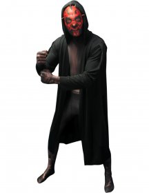 Costum Star Wars Darth Maul second skin