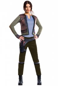 Costum Star Wars Jyn Erso RG1 dama adult