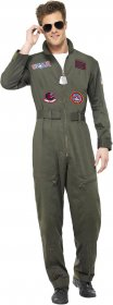 Costum Pilot Avion Top Gun Barbati