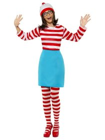 Costum Wenda din Unde este Wally