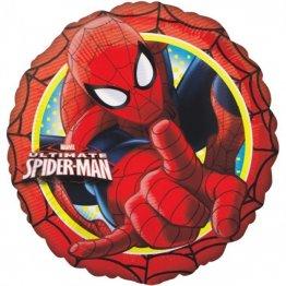 Balon folie 45 cm spiderman ultimate