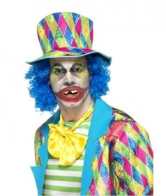 dinti-stricati-falsi-clown-horror
