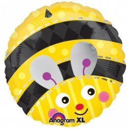 Balon folie 45 cm albinuta bumble bee