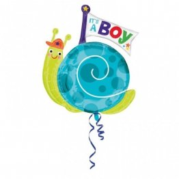 Balon folie figurina its a boy melcisor