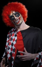 make-up-horror-clown