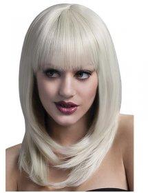 Peruca Blond Cenusiu Leg Avenue