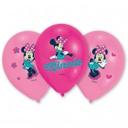 set-6-baloane-roz-Minnie-Mouse