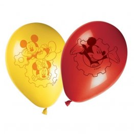 Set 8 baloane Mickey Mouse