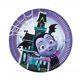set-8-farfurii-party-23-cm-Vampirina-fabricademagie