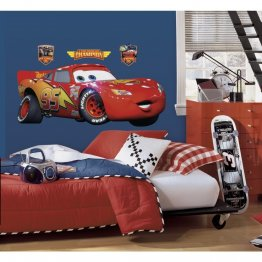 sticker-gigant-Disney-Cars-Fulger-Mcqueen