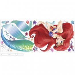 Sticker gigant Disney Mica Sirena