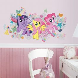 Sticker-gigant-My-Little-Pony