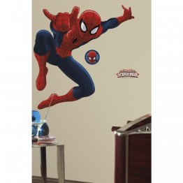 Sticker gigant Super Eroi Spiderman