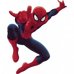 sticker-gigant-super-eroi-spiderman