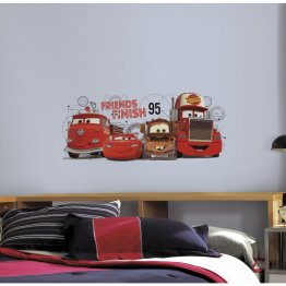 Stickere gigant Disney Cars 2 friends