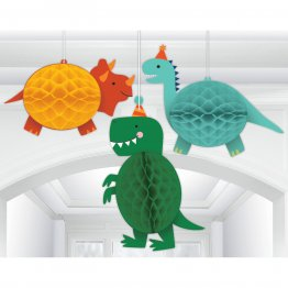 kit-decor-globuri-de-hartie-colorata-3-dinozauri
