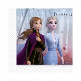 Set 20 servetele party Frozen 2