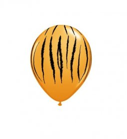 set-25-baloane-animal-print-tiger-28-cm