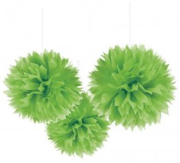 set-3-pampoane-decorative-din-hartie-verde-40-cm