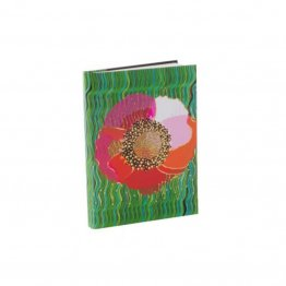 Agenda  A5 embosata Pop up Poppy
