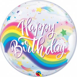 balon-bubble-birthday-rainbow-unicorns-56-cm-fabricademagie