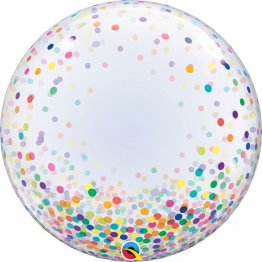 balon-deco-bubble-confetti-multicolore-61-cm
