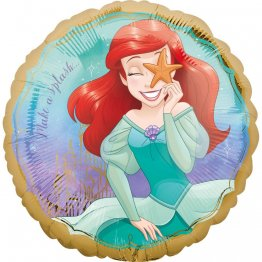 balon-folie-45-cm-ariel-once-upon-a-time