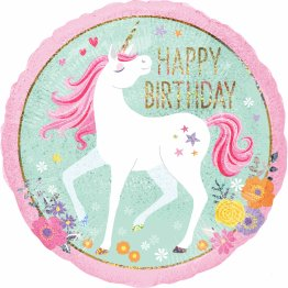 balon-folie-45-cm-happy-birthday-magic-unicorn