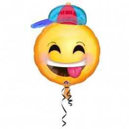 Balon folie figurina 45 cm Smiley Boy