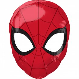Balon folie figurina 45 cm Spider-Man mask